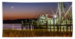 The Low Country Way - Folly Beach Sc Bath Towel