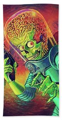 The Martian - Mars Attacks Hand Towel