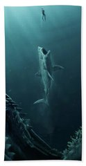 The Meg 5.0.3 Hand Towel
