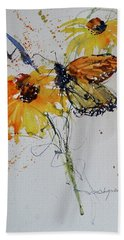 The Monarch Hand Towel