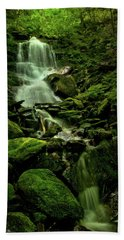 The Mossy Summer Hand Towel