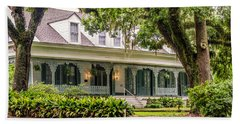 The Myrtle's Plantation -st Francisville La Hand Towel