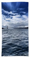 The Narrows Bridge  1 Hand Towel
