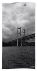 The Narrows Bridge Bath Towel