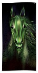 The Night Mare Hand Towel