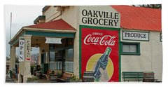 The Oakville Grocery Hand Towel by Suzanne Gaff