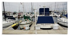 The Office Bath Towel by Suzanne Luft