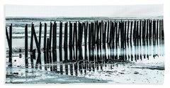 The Old Docks Hand Towel