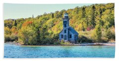 The Old Light House Hand Towel