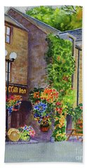 The Old Mill Inn Bath Towel