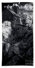 The Old Red Mill - Infrared Hand Towel