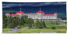 The Omni Mount Washington Resort 3 Hand Towel