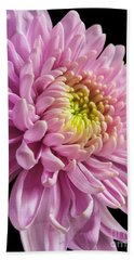 The One And Only Dahlia  Hand Towel