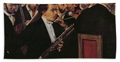 The Opera Orchestra Hand Towel