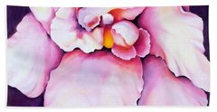 The Orchid Hand Towel