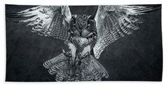 The Owl 2 Bath Towel