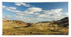 The Owyhee Desert Idaho Journey Landscape Photography By Kaylyn Franks  Hand Towel