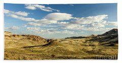 The Owyhee Desert Idaho Journey Landscape Photography By Kaylyn Franks  Bath Towel