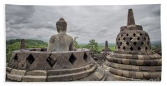 The Path Of The Buddha #5 Bath Towel