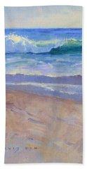 The Healing Pacific Bath Towel