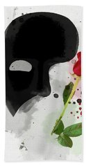 The Phantom Of The Opera Bath Towel