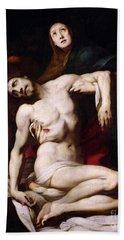 The Pieta Hand Towel
