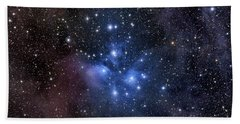The Pleiades, Also Known As The Seven Hand Towel