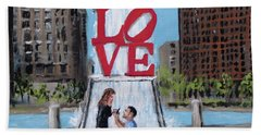 The Proposal Bath Towel
