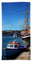 The Quayside  Bath Towel