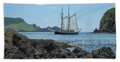 Bath Towel featuring the photograph The R Tucker Thompson by Cheryl Strahl