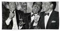 The Rat Pack Collection Hand Towel