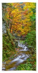 Cascades And Waterfalls Hand Towel