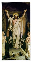 The Resurrection Hand Towel