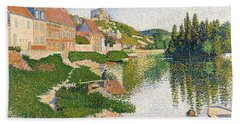 The River Bank Hand Towel