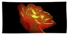 The Rose 3 Hand Towel
