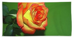 The Rose 4 Hand Towel