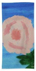 The Rose Bath Towel