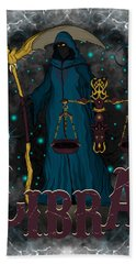The Scale Libra Spirit Hand Towel