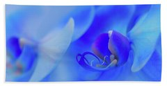 The Scent Of Blue Mystique Bath Towel