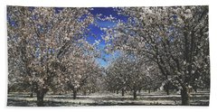 Hand Towel featuring the photograph The Season Of Us by Laurie Search