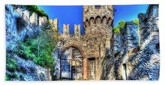 The Senator Castle - Il Castello Del Senatore Bath Towel
