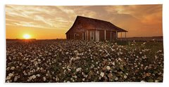 The Sharecropper Shack Hand Towel