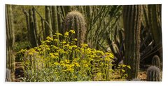 The Song Of The Sonoran Desert Hand Towel