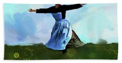 The Sound Of Music Bath Towel