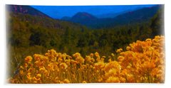 The Spring Mountains Hand Towel
