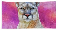 The Stare Bath Towel