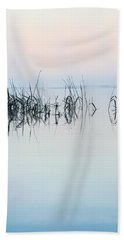 The Stillness Of Life Bath Towel by Shelby  Young