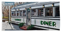 The Summit Diner Hand Towel