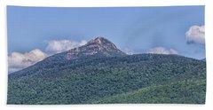 The Summit Of Mount Chocura Bath Towel
