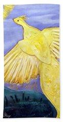 The Sunbird Hand Towel